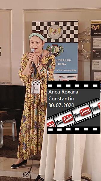 Anca Roxana Constantin